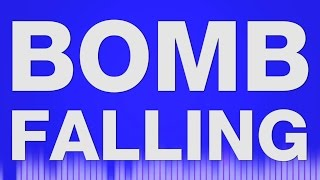 Bomb Falling SOUND EFFECT - Bombe fällt und explodiert Explosion SOUNDS