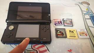 Flashcarts Working Fine on 3DS with Standard Stock Firmware 11.8.0-41U