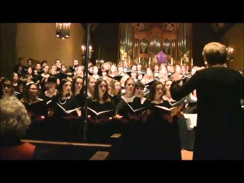 Mystic Chords of Memory by David Nelson Miller, Performed by the Pacific Youth Choir