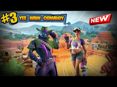 NEW Wild West (Duos) LTM Gameplay - Fortnite Battle Royale