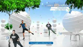 Your Shape Fitness Evolved 2012 - Gameplay