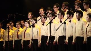 FESENI 2012 - 1st College Choir Team