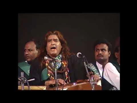 Chaap Tilak Sab Cheeni Re - Sabri Brothers at SAARC Festival, New Delhi in 1992