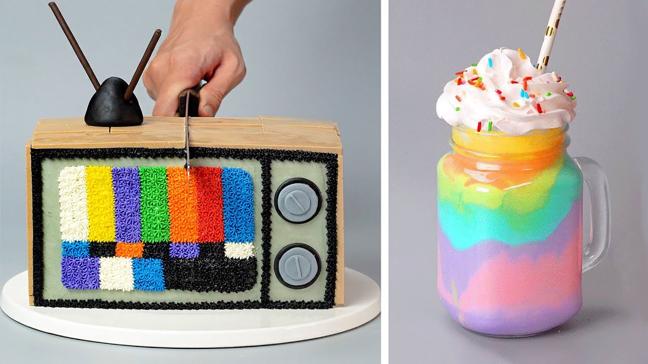 Most Amazing Cake Decorating Ideas For Any Occasion | So Tasty Chocolate Cake Recipes