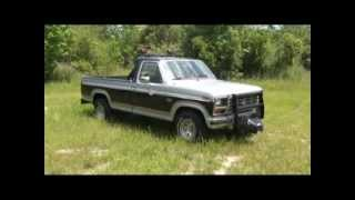 Video 1985 Ford F150 Truck download MP3, 3GP, MP4, WEBM, AVI, FLV September 2018