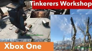 Fallout 4 Xbox One Mods|Tinkerers Workshop