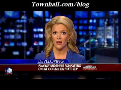 Megyn Kelly Lets Loose On Playboy For Their Female Conservative Smear Column