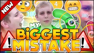 THE BIGGEST MISTAKE IN MY ENTIRE LIFE - KILL. ME. (OSU FUNNY MOMENTS GAMEPLAY - MISHA POKEMON SONG)