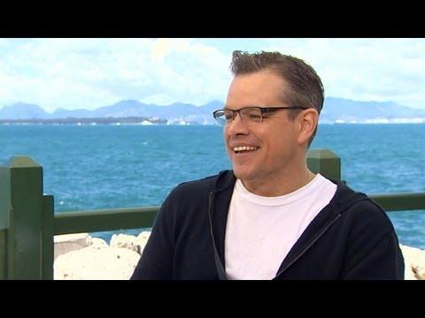 'Behind the Candelabra' Interview: Matt Damon Says 'Candelabra' a 'Dream Role'