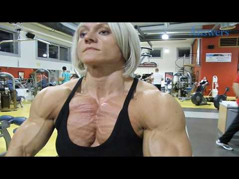 Women And Their Shocking Bodybuilder Transformations