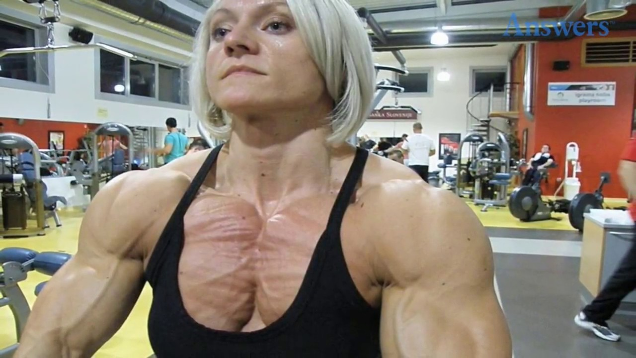 anabolic steroid effects on females