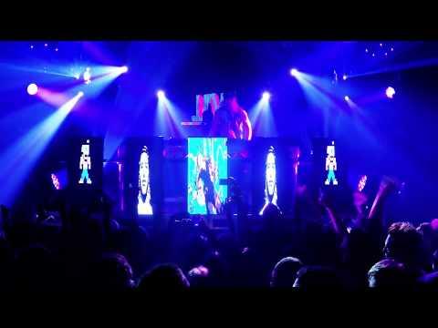 Will Sparks Live @ Billboards, Melbourne