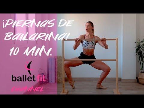 👉🏻Consigue Unas Piernas De Bailarina, Largas Y Ligeras.