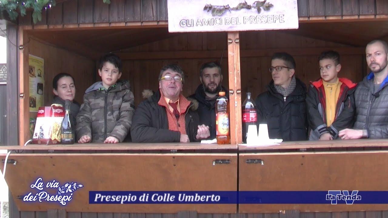 La via dei Presepi - 2 - Colle Umberto