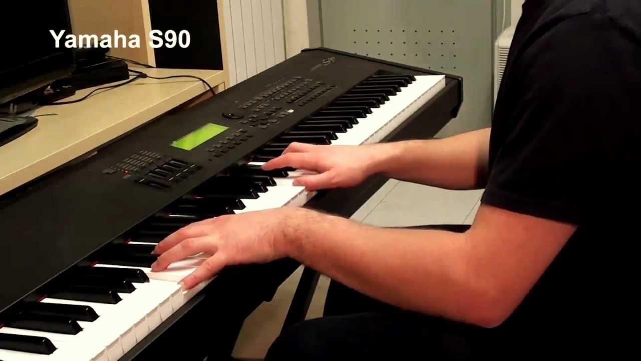 Yamaha S90 | Sound Programming