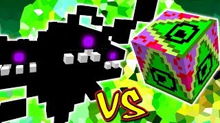 WITHER STORM VS. LUCKY BLOCK CLAZE (MINECRAFT LUCKY BLOCK CHALLENGE)