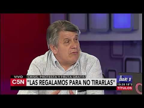 C5N - El Diario: El debate por las colas de hambre