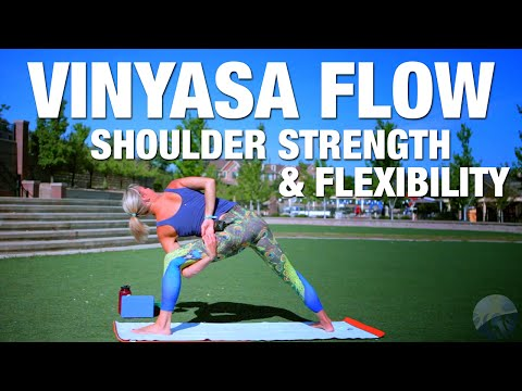 Shoulder Strength & Flexibility Yoga Class - Five Parks Yoga