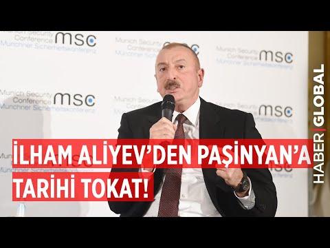 Azerbaycan Cumhurbaşkanı İlham