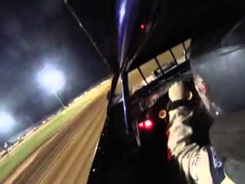 In-car Cam with Tyler Summerlin at Albany Motor Speedway