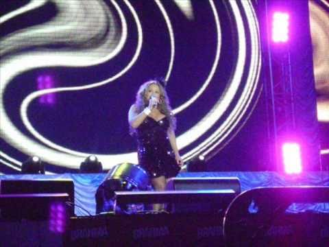 ALL IN YOUR MIND-LIVE-MARIAH CAREY