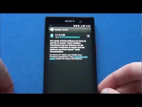 Sony Xperia Ion - Update #6.1.E.2.68