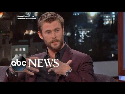 Chris Hemsworth Explains Near Death Experience Hiking in the Himalayas