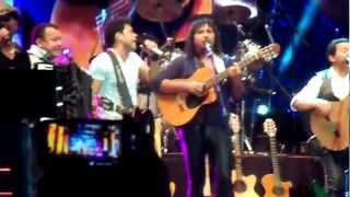 Zeze Di Camargo & Luciano en Paraguay - La cautiva (con Los Castillo)