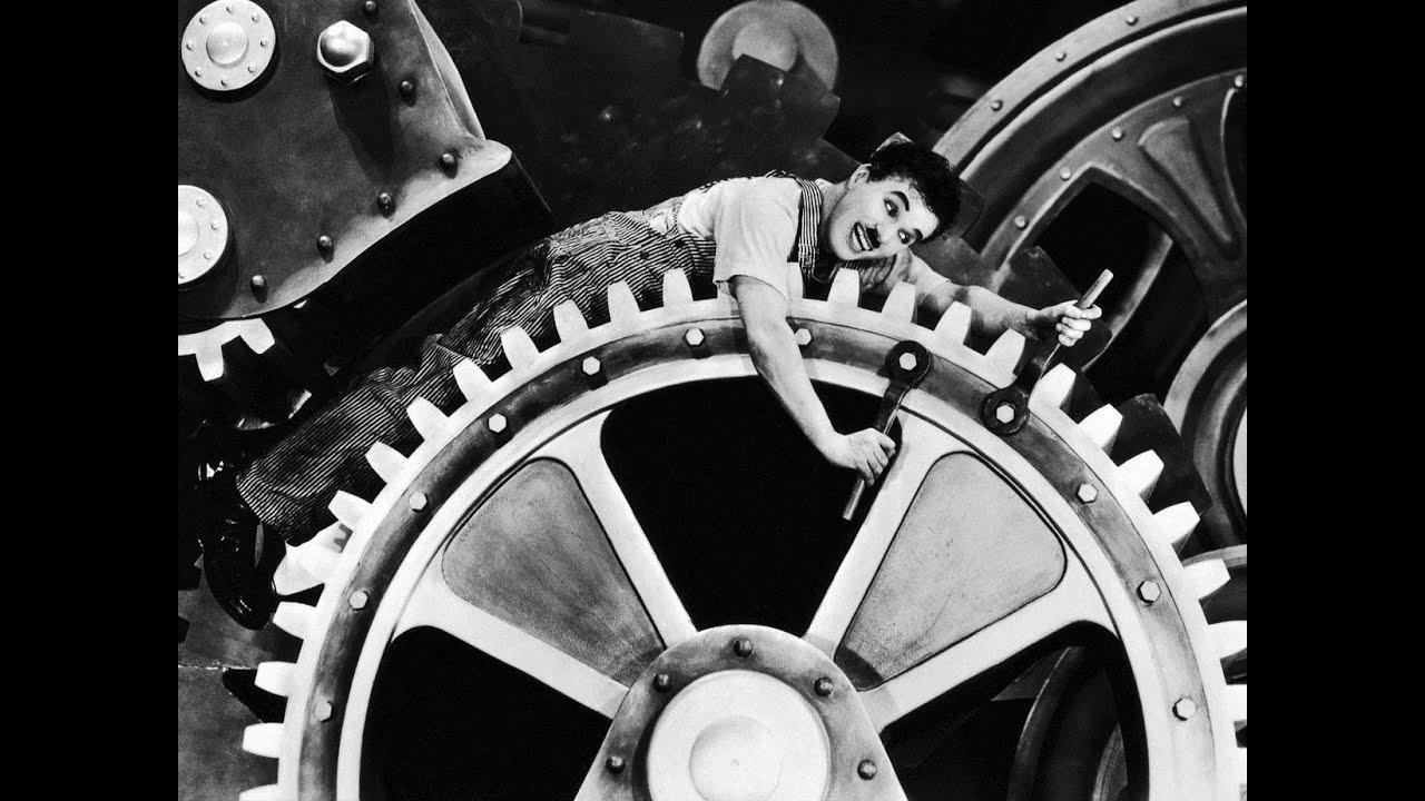 Aula de História na Web 3.0: Download Filme Tempos Modernos (1936)