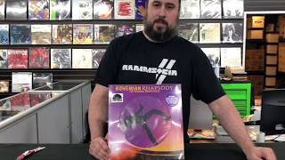 Queen - Bohemian Rhapsody Picture Disc - Unboxing Record Store Day 2019 RSD