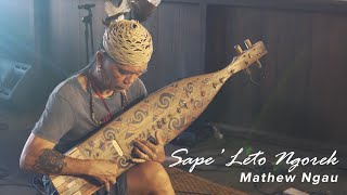 Download lagu Sape' Leto Ngorek by Mathew Ngau | FDVCC #14