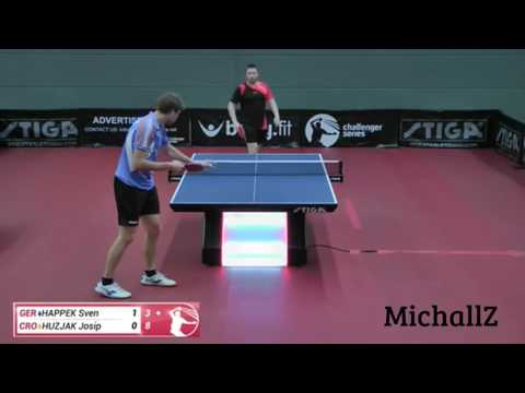 Sven Happek Vs. Josip Huzjak (Challenger Series May 12th 2017 Group)