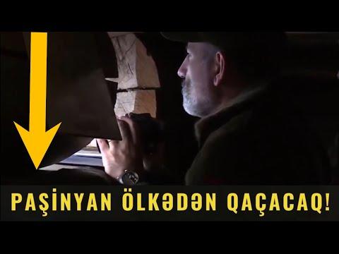 ŞOK! Paşinyan Dəhşətə
