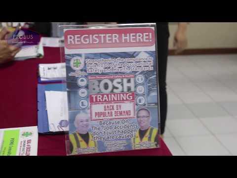Probus BC BOSH Basic Occupational Safety & Health Standards February 20   23, 2018