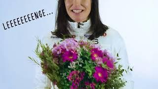 Gjør som Marit Bjørgen - gi bort blomster til farsdagen