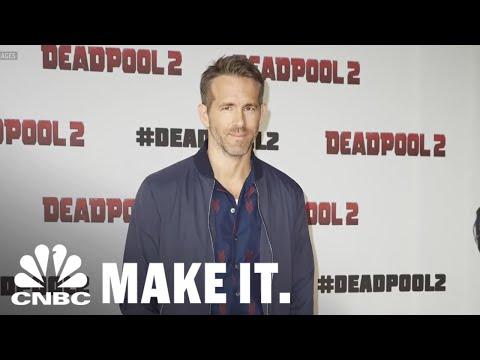 'Deadpool 2' Star Ryan Reynolds' First Acting Job Paid $150 | CNBC Make It.