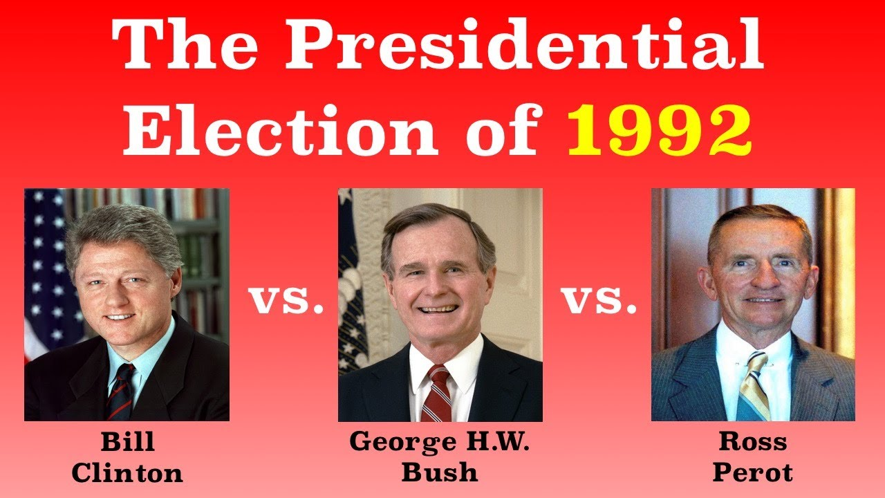 presidential election of 1992 essay Presidential election of 1956 essay - free download as word doc (doc / docx), pdf file (pdf), text file (txt) or read online for free election of 1956 report.