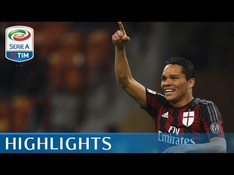 Milan - Fiorentina 2-0 - Highlights - Matchday 20 - Serie A TIM 2015/16