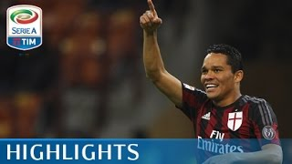 Milan - Fiorentina 2-0 - Highlights - Matchday 20 - Serie A TIM 2015/16 streaming