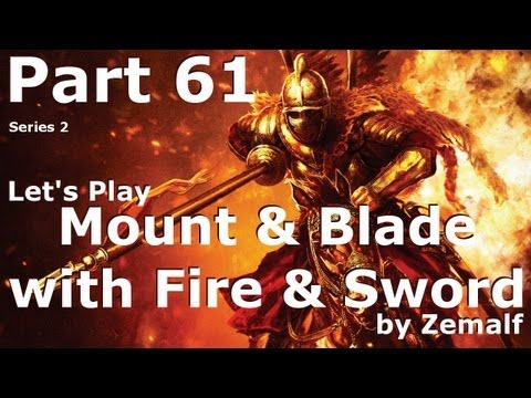 Mount & Blade with Fire & Sword - Part 61 - Sieges of Vilna and Berestye Fort [S02E61]