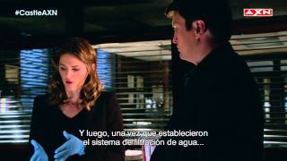 Castle: Temporada 7, adelanto episodio 18