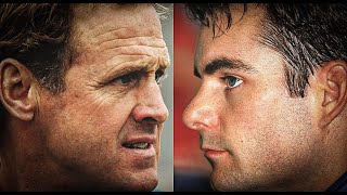 Jeff Gordon, Rusty Wallace talk bump-and-run moves at Bristol, rivalry, relationship today | NASCAR