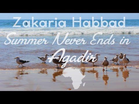Zakaria Habbad - Summer Never Ends In Agadir