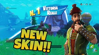 Fortnite #6 NEW HACIVAT SKIN + NEW MOD SOLO VOLANTE !!