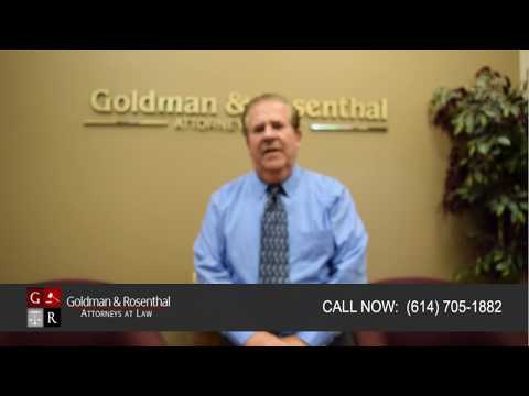 Columbus, Ohio Personal Injury-Car Accident-Back Injury-Motorcycle Accident Attorney