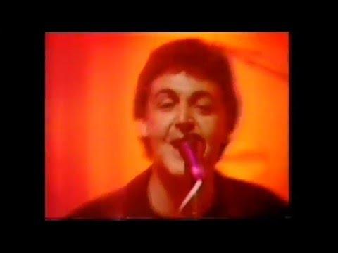 WOGAN : Paul & Linda McCartney..1987.