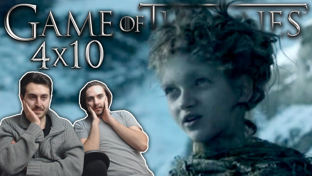 "Game of Thrones Season 4 Episode 10 REACTION ""The Children ..."
