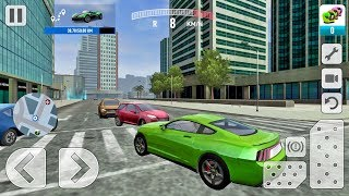 Extreme Car Driving Simulator 2 #4 - Car Games Android gameplay