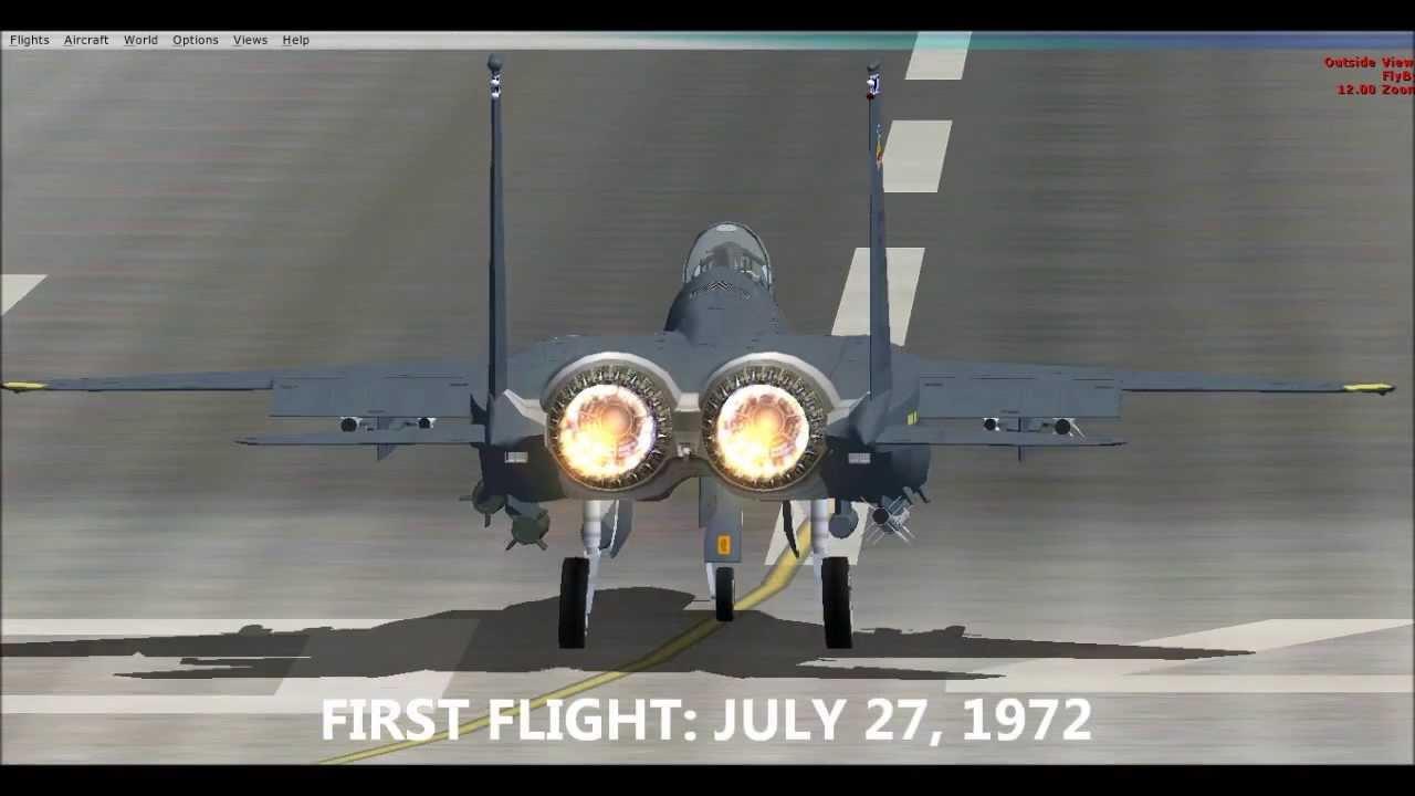 Boeing F-15E Strike Eagle (FSX)