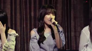 Yerin-so cute (real singer 별)